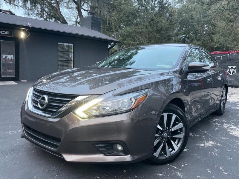 Nissan Altima 2017 price $16,990
