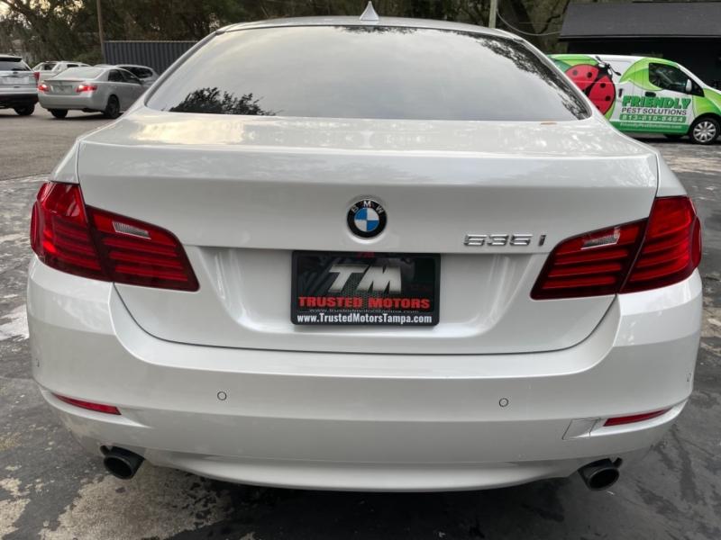 BMW 535i TWIN TURBO 2014 price $18,890