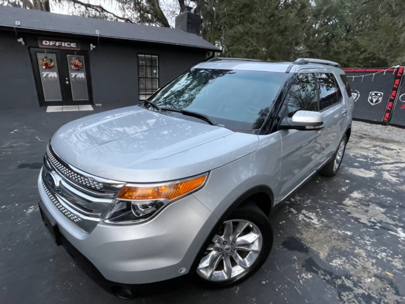 Ford Explorer 2013 price $13,490
