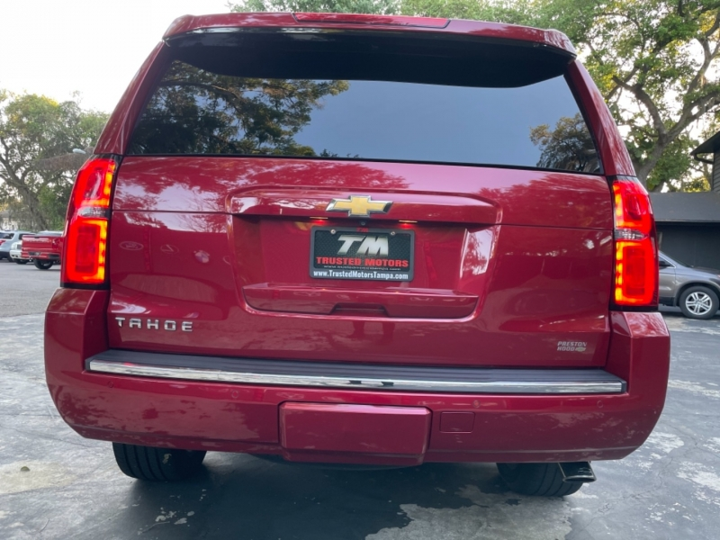 Chevrolet Tahoe 2015 price $28,990