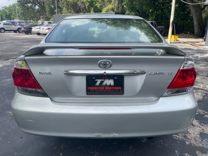 Toyota Camry 2005 price $3,490