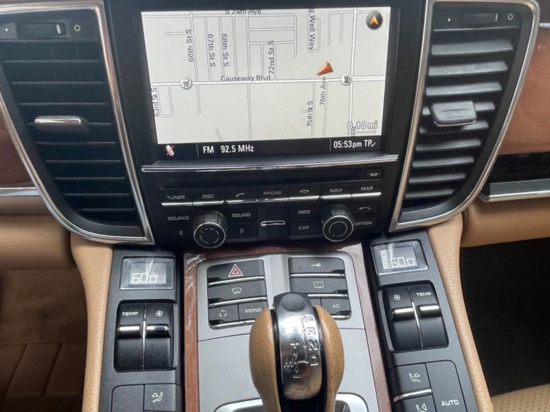 Porsche Panamera 2011 price $23,490
