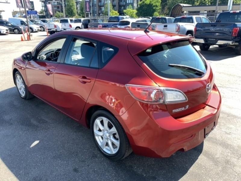Mazda Mazda3 Sport 2011 price $9,999