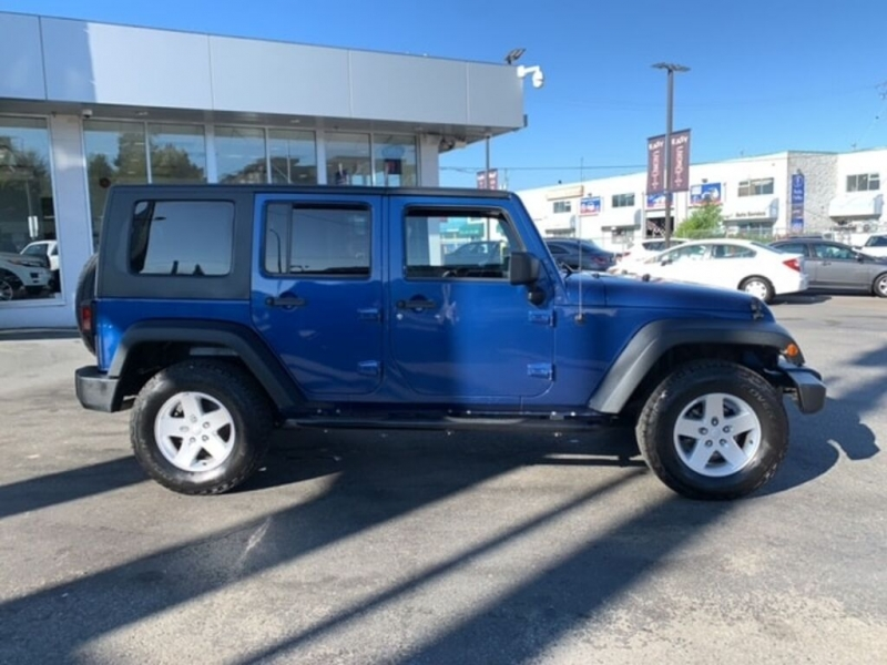 Jeep WRANGLER UNLIMITED 2010 price $22,888