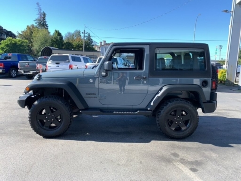 Jeep Wrangler 2015 price $30,888