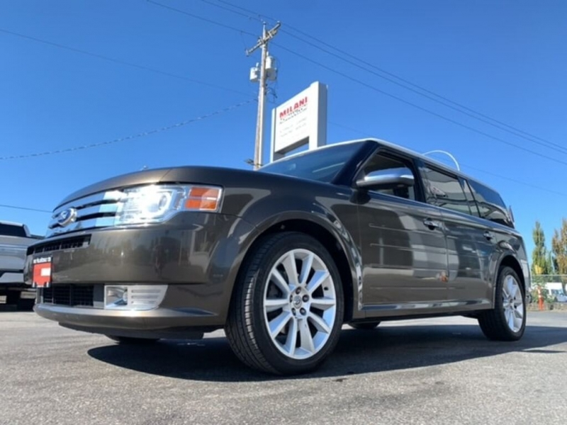 Ford Flex 2011 price $13,488