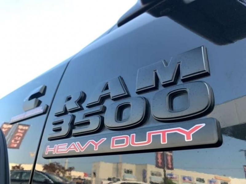 Ram 3500 2018 price $62,888