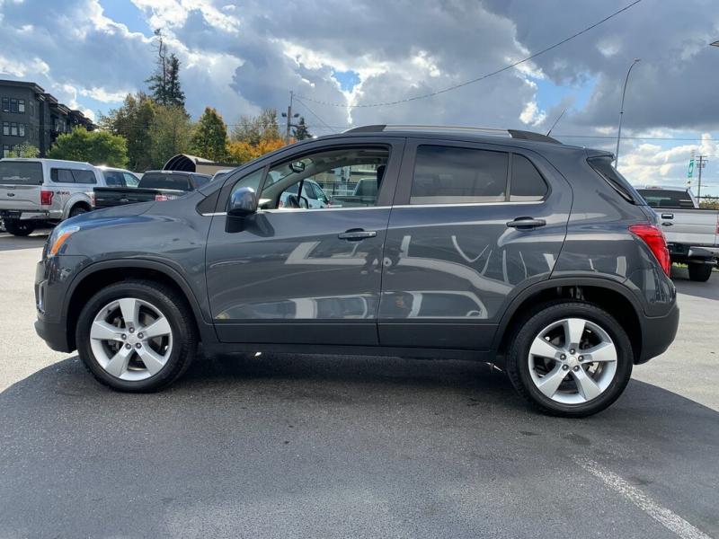 Chevrolet Trax 2014 price $16,888