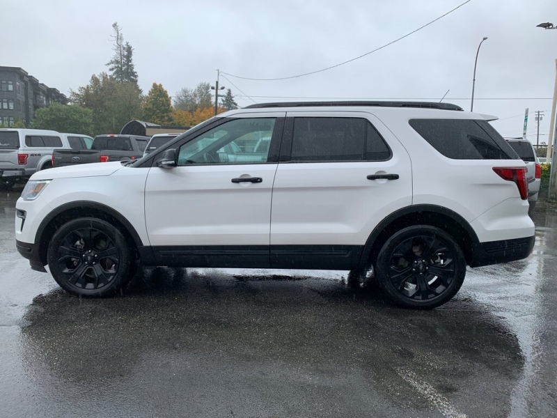 Ford Explorer 2019 price $46,888