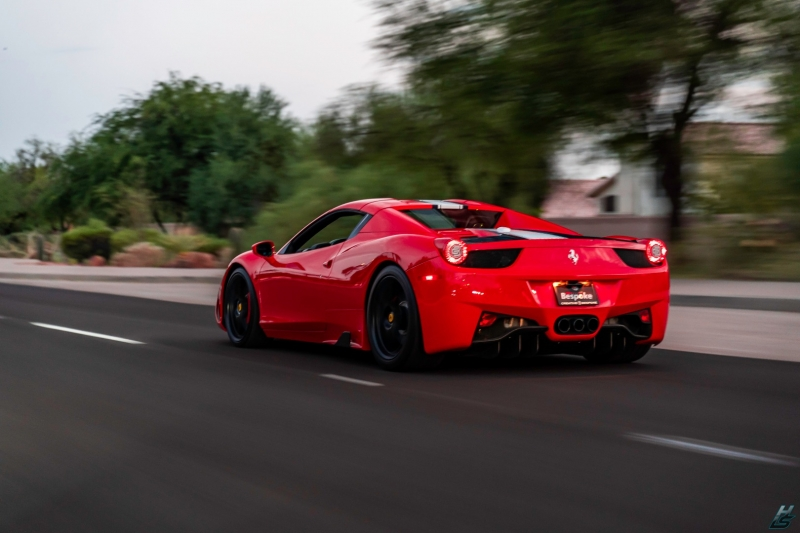Ferrari 458 Italia Speciale Aperta PKG 2013 price $215,800