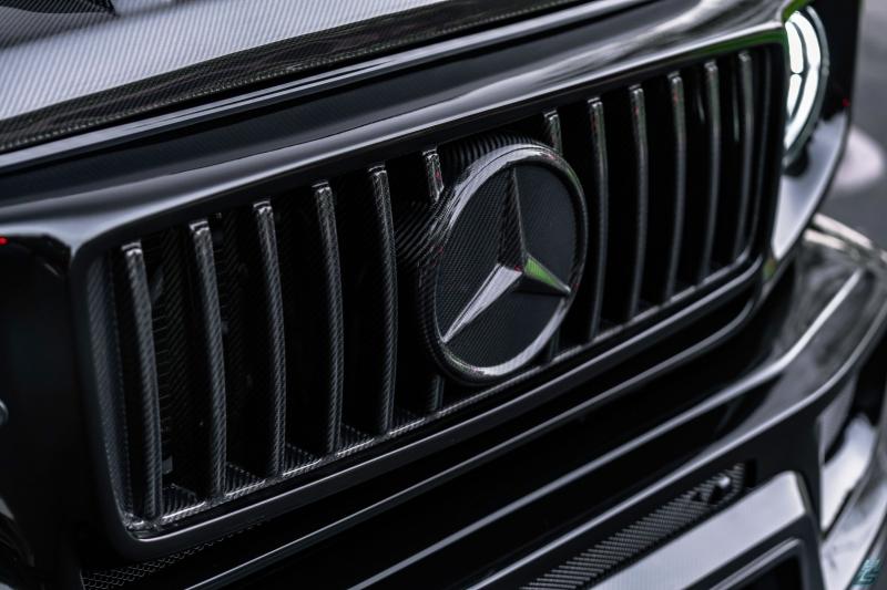 Mercedes-Benz G63 Bespoke Edition Wide-Body 2017 price $149,800