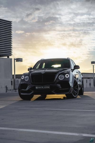 Bentley Bentayga Onyx Widebody 2019 price $259,000