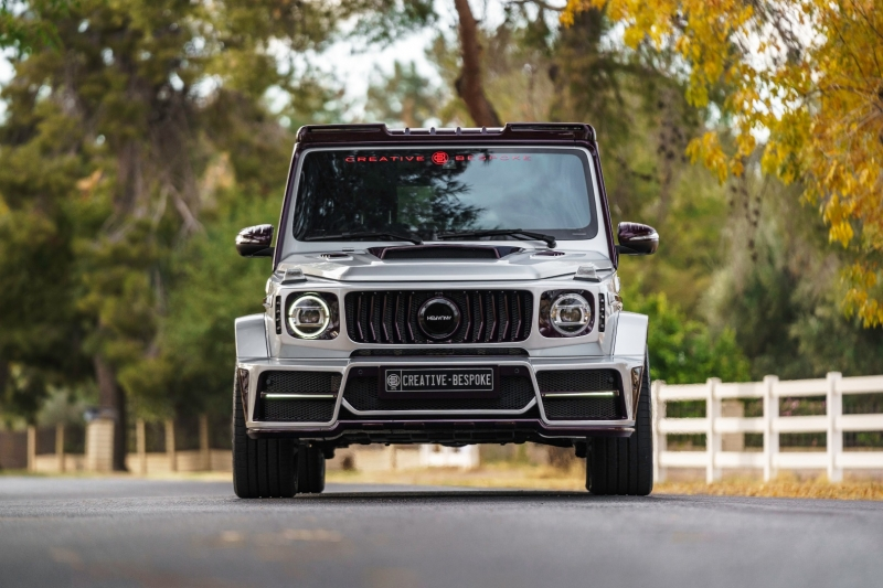 Mercedes-Benz G63 KEYVANY HERMES Edition 2020 price $359,800