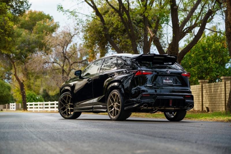 Lexus NX F sport Bespoke Edition 2017 price $39,900