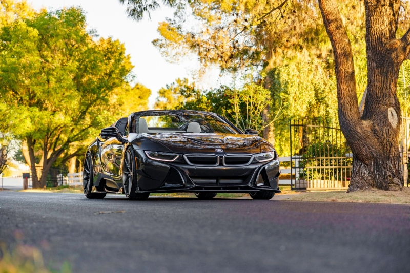 BMW I8 Bespoke carbon Edition 2019 price $139,800