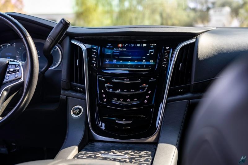Cadillac Bespoke wide-body Escalade 2019 price $74,900