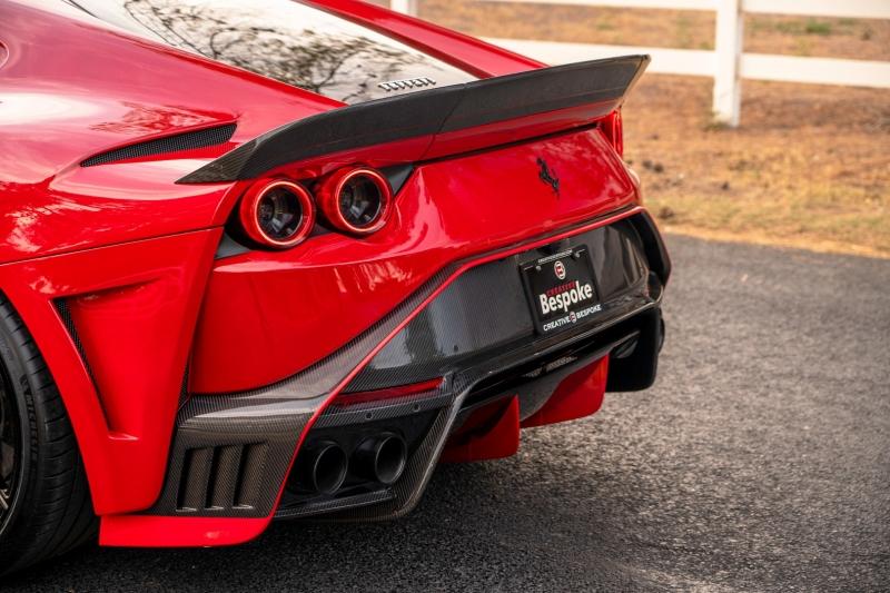 Ferrari 812 Superfast SVR edition 2019 price $419,800