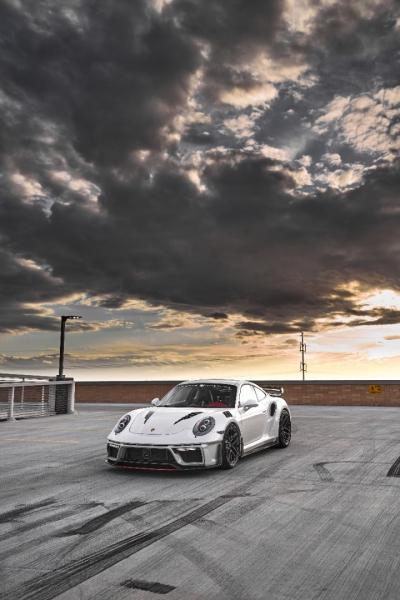Porsche 911 Turbo S Widebody carbon edition 2018 price $249,500