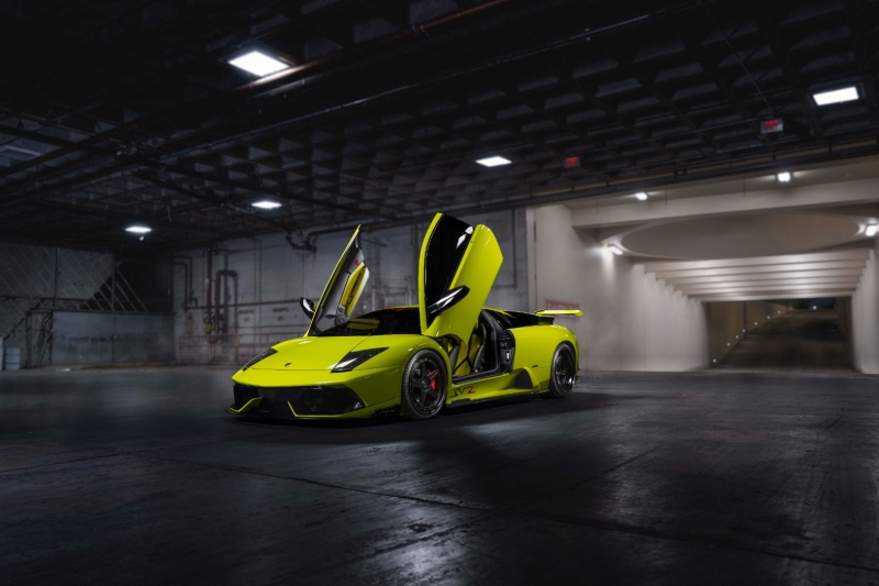 Lamborghini SVR Race Murcielago 2005 price $229,000