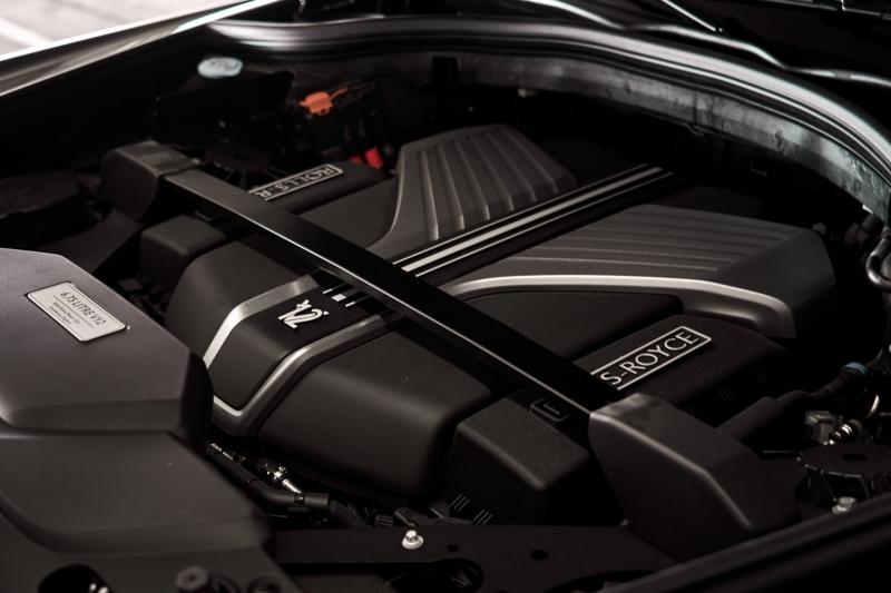 Rolls-Royce Onyx Marquise Edition 2021 price $625,000
