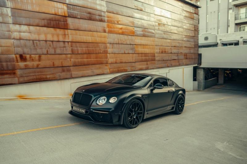 Bentley GTX-II Onyx WIdebody Edition 2016 price $199,900