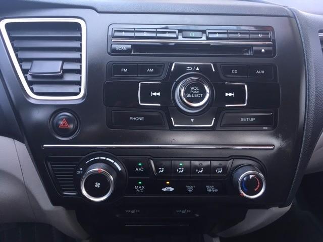 Honda Civic Sedan 2014 price $12,999