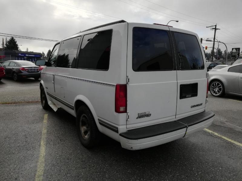 Chevrolet Astro Passenger 1998 price $799