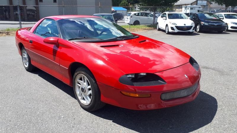 Chevrolet Camaro 1995 price $1,999