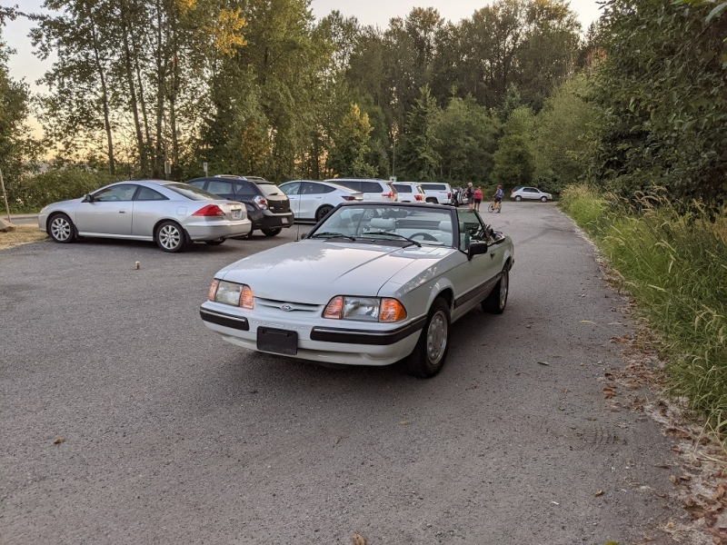 Ford Mustang 1988 price $6,999