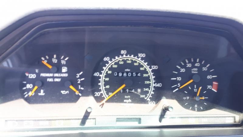 Mercedes-Benz 300 Series 1993 price $29,999
