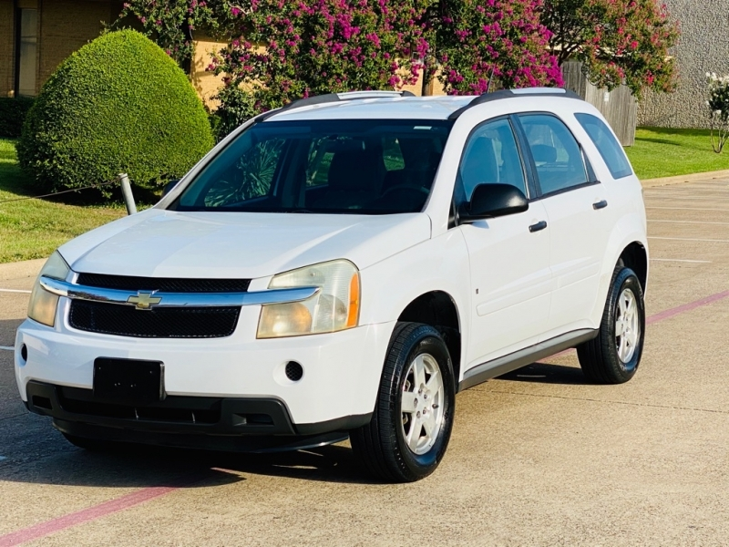 CHEVROLET EQUINOX 2007 price $4,500