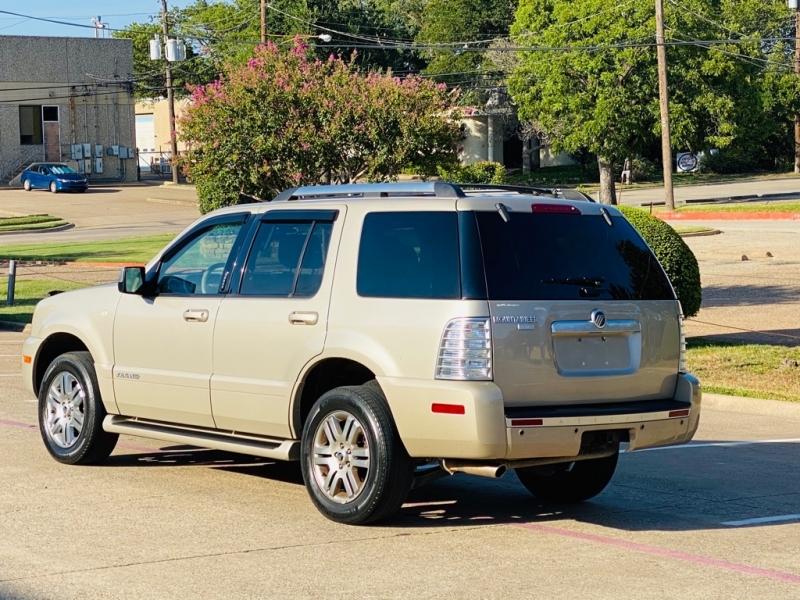 MERCURY MOUNTAINEER 2007 price $5,500