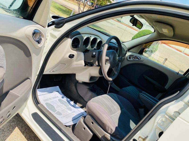 CHRYSLER PT CRUISER 2005 price $3,500