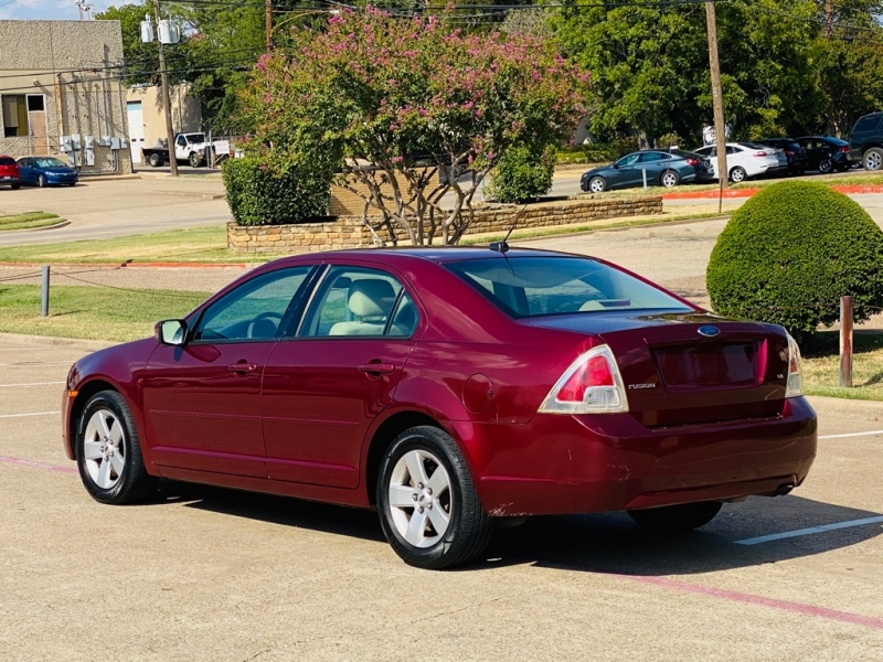 FORD FUSION 2007 price $4,200