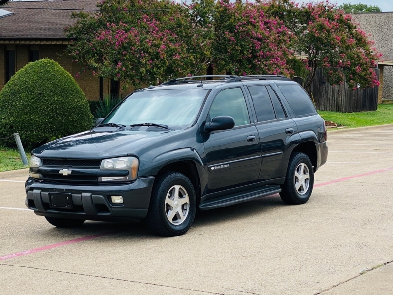 CHEVROLET TRAILBLAZER 2004 price $3,990