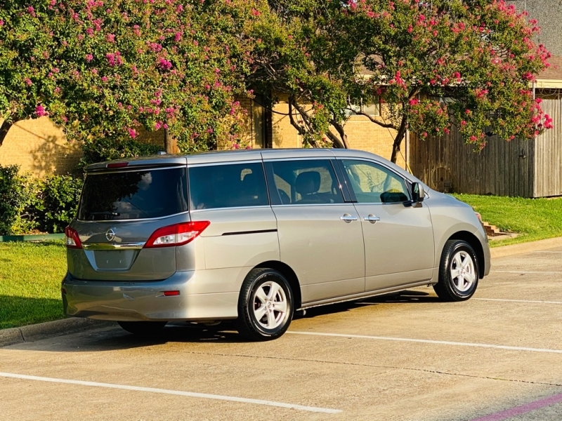 NISSAN QUEST 2013 price $7,500