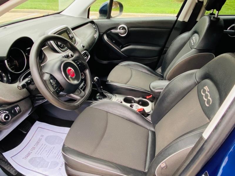 FIAT 500X 2016 price $8,990