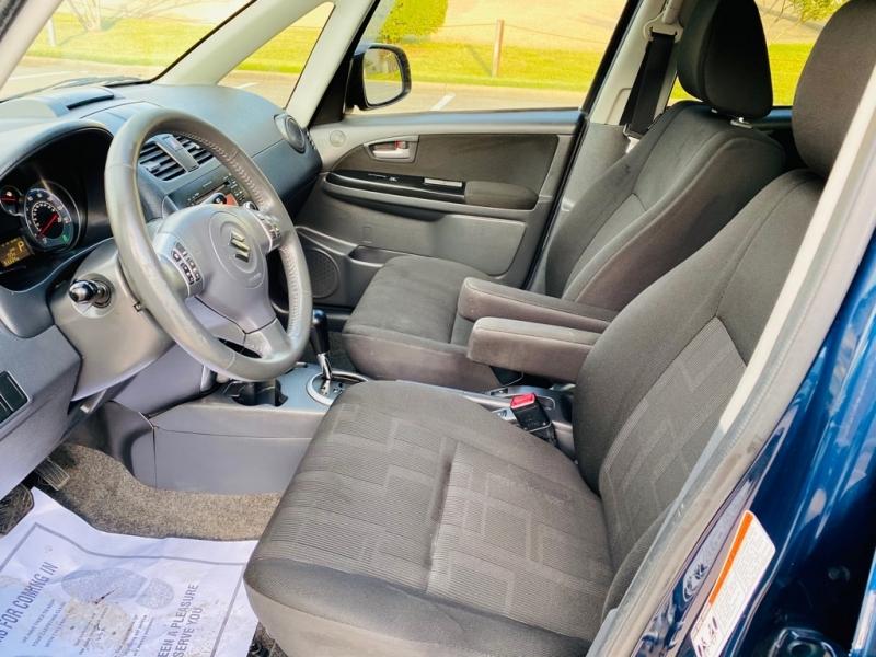 SUZUKI SX4 2011 price $4,990