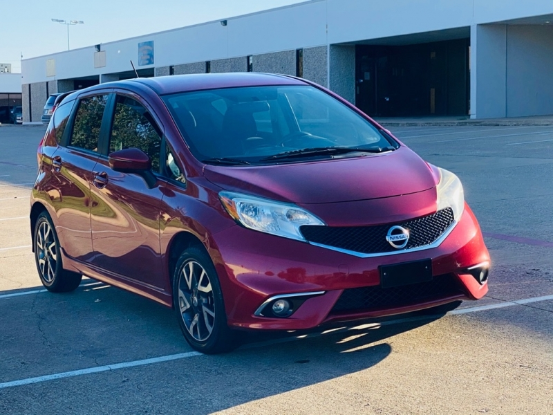 NISSAN VERSA NOTE 2015 price $6,500