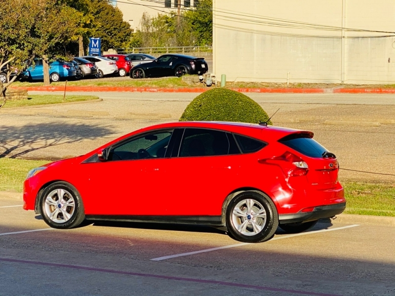 FORD FOCUS 2014 price $4,990