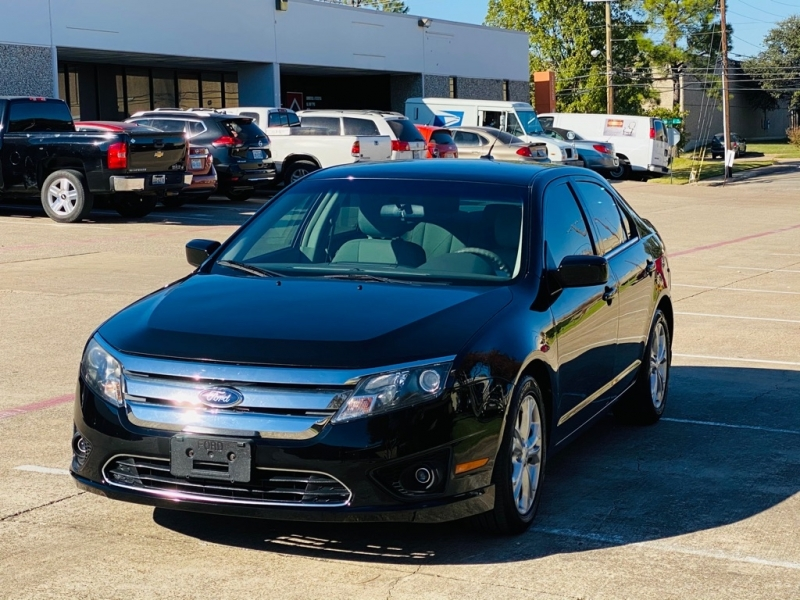 FORD FUSION 2012 price $4,990