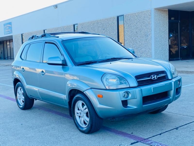 HYUNDAI TUCSON 2006 price $4,500