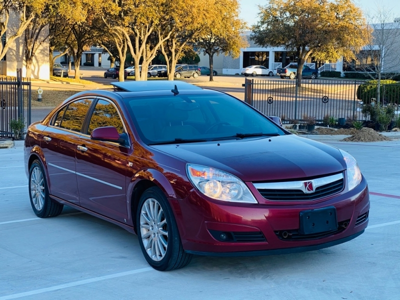 SATURN AURA 2008 price $4,990