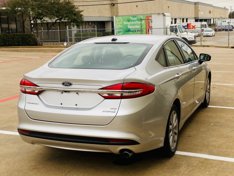 FORD FUSION 2017 price $9,990