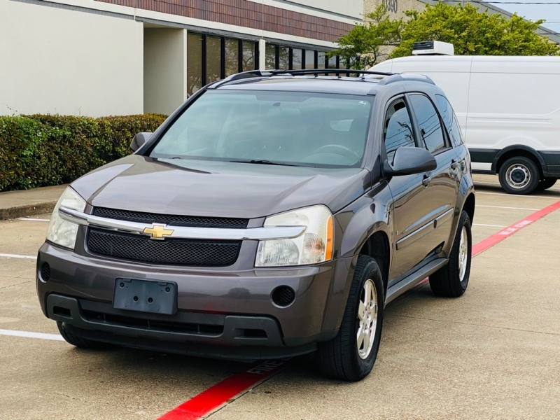 CHEVROLET EQUINOX 2007 price $4,990
