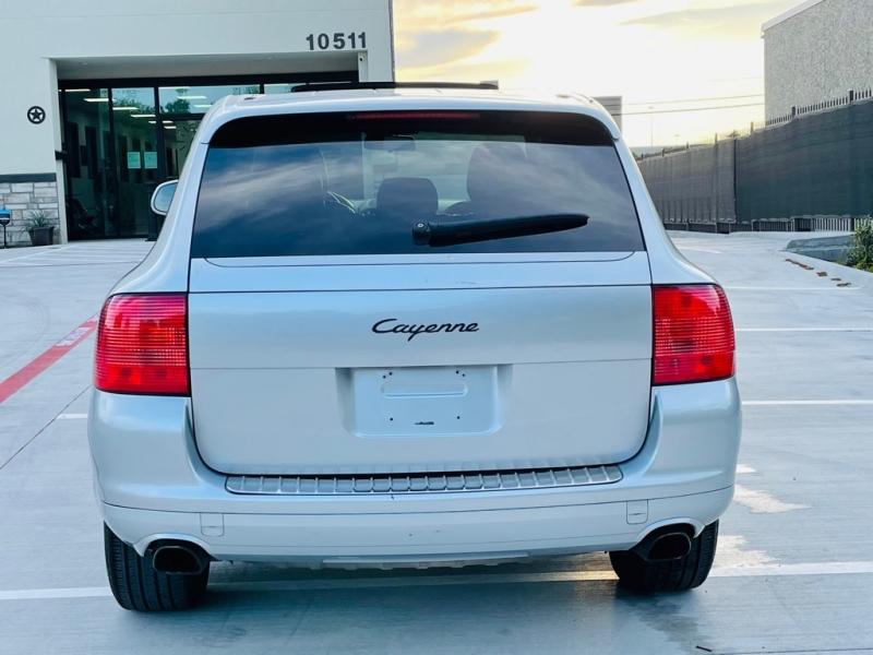 PORSCHE CAYENNE 2006 price $6,990