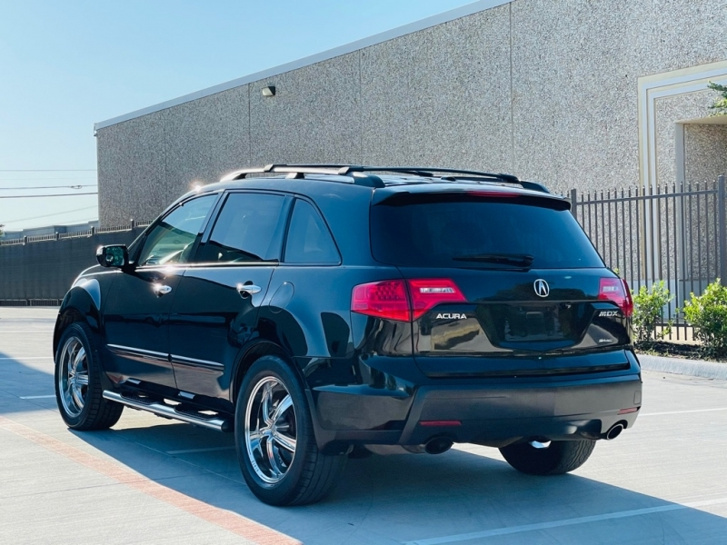 ACURA MDX 2007 price Call for Pricing.