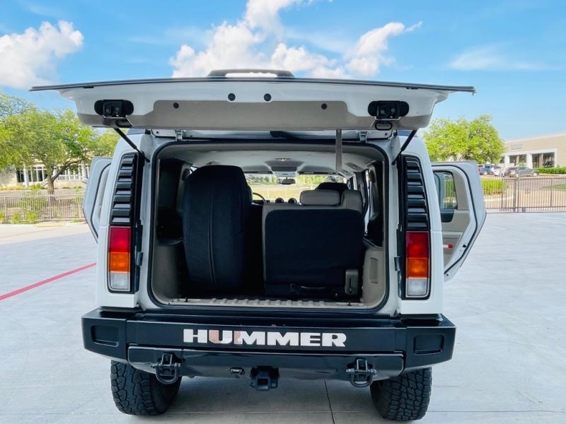 HUMMER H2 2003 price $15,990