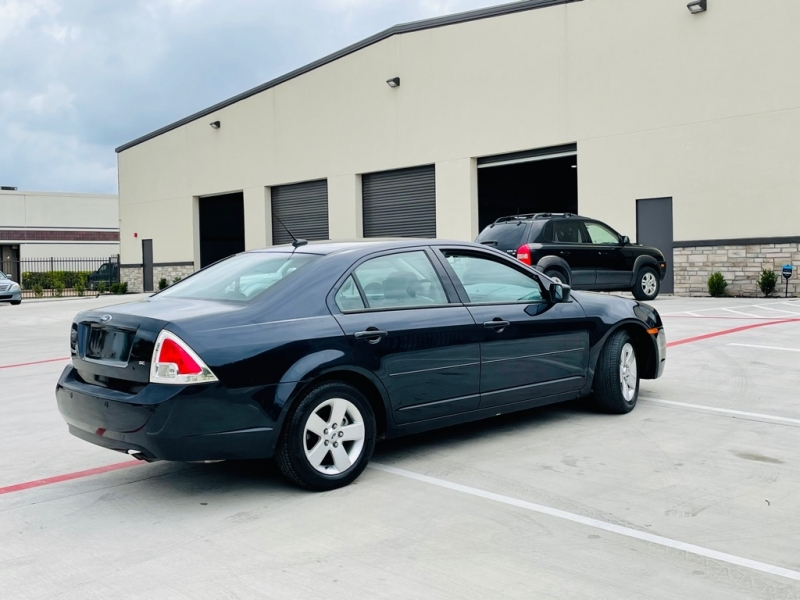 FORD FUSION 2008 price $4,990