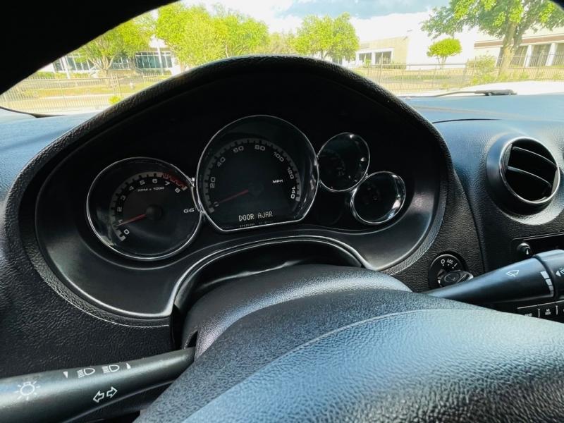 PONTIAC G6 2009 price $4,990